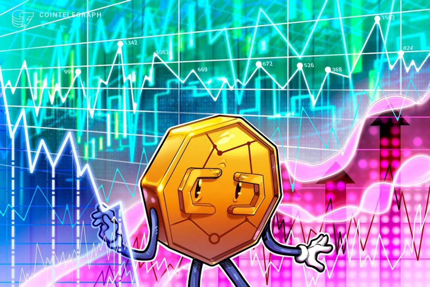 OTC取引における買い手増加は強気相場復活への期待?BTC相場は一時44万円台半ばをつける 仮想通貨ビットコイン相場市況(1月9日)