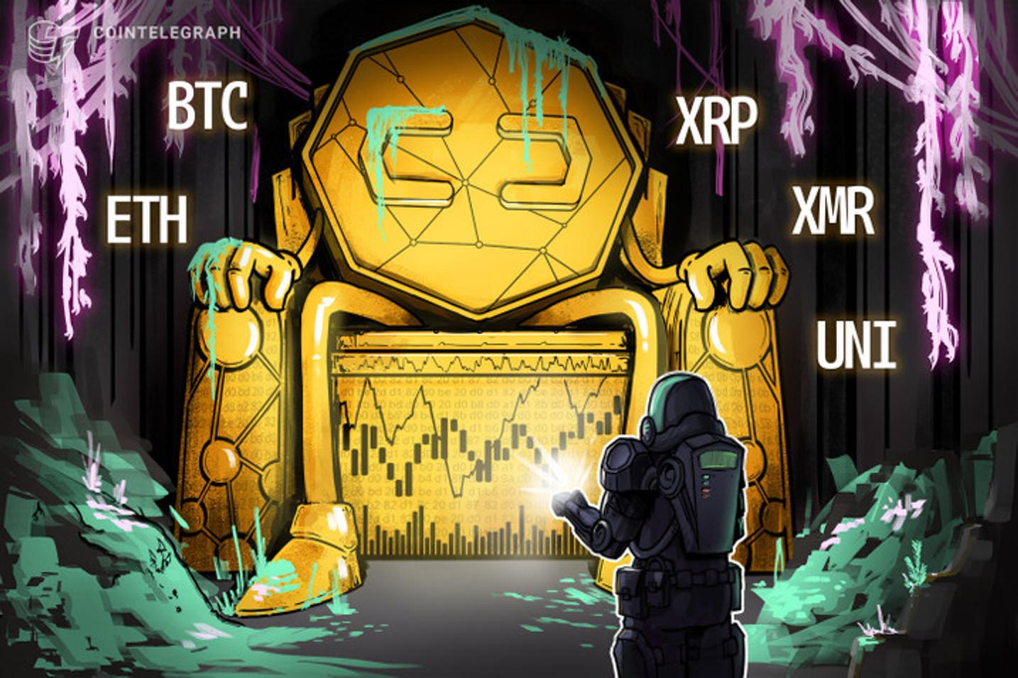 Bitcoin bate novo recorde supera US$ 30 mil e passa de R$ 163 mil no Brasil