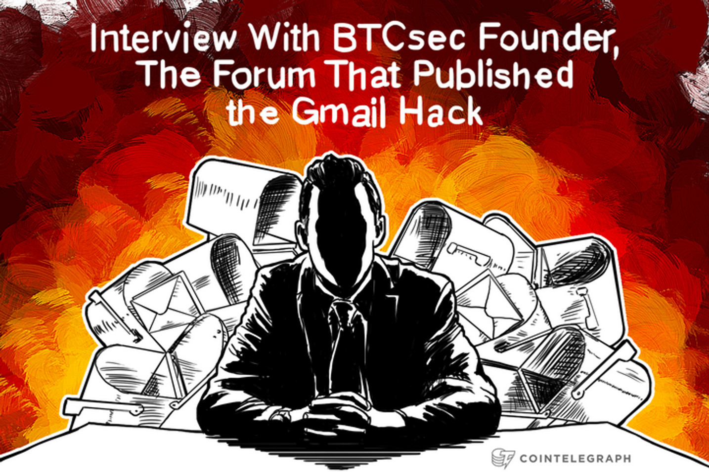 Interview With BTCsec Founder, The Forum That Published the Gmail Hack