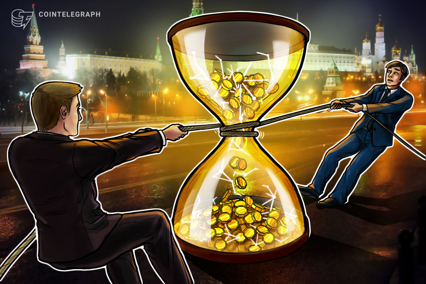 Russia: New Law Would Let Police Confiscate Bitcoin From 2021