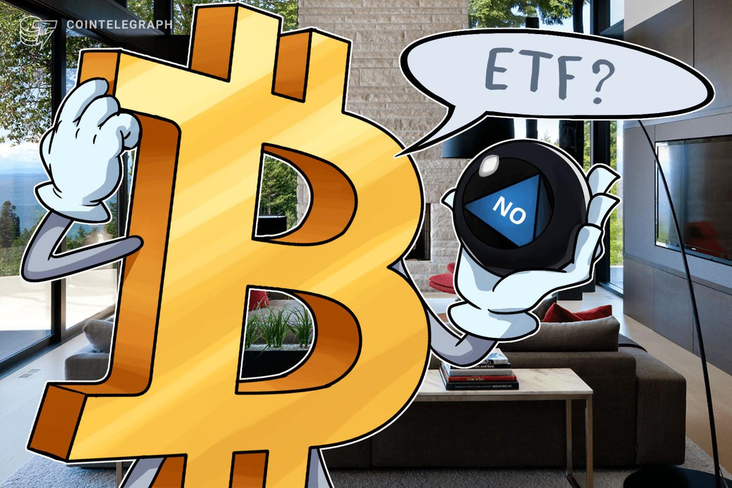 La mayoría de los encuestados presentan comentarios negativos sobre la revisión de la SEC de VanEck/SolidX Bitcoin ETF
