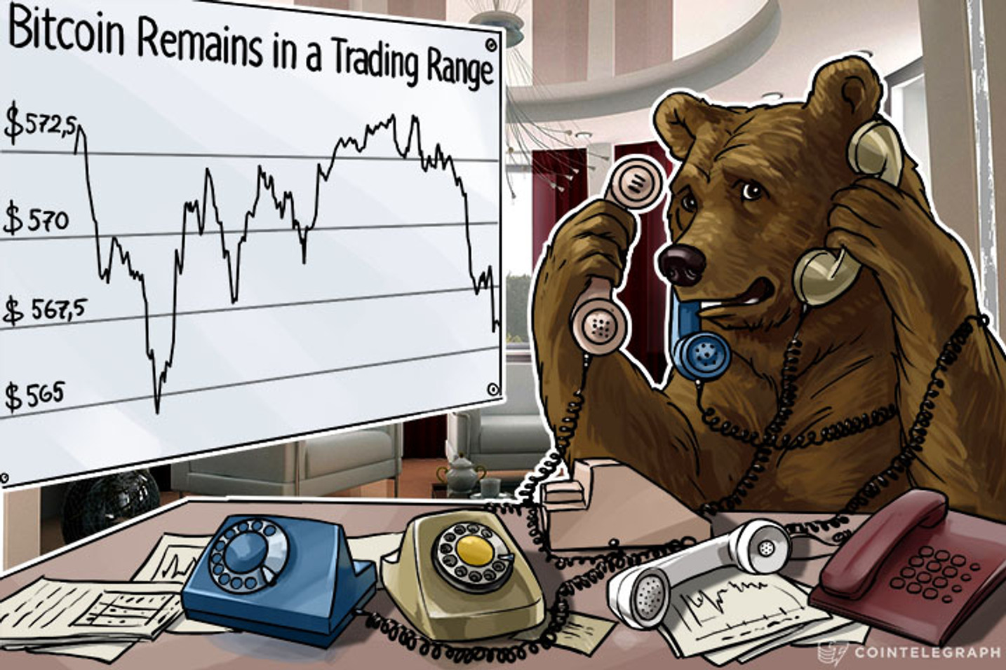 Despite Bearish Price Action Over the Weekend, Bitcoin Remains in a Trading Range