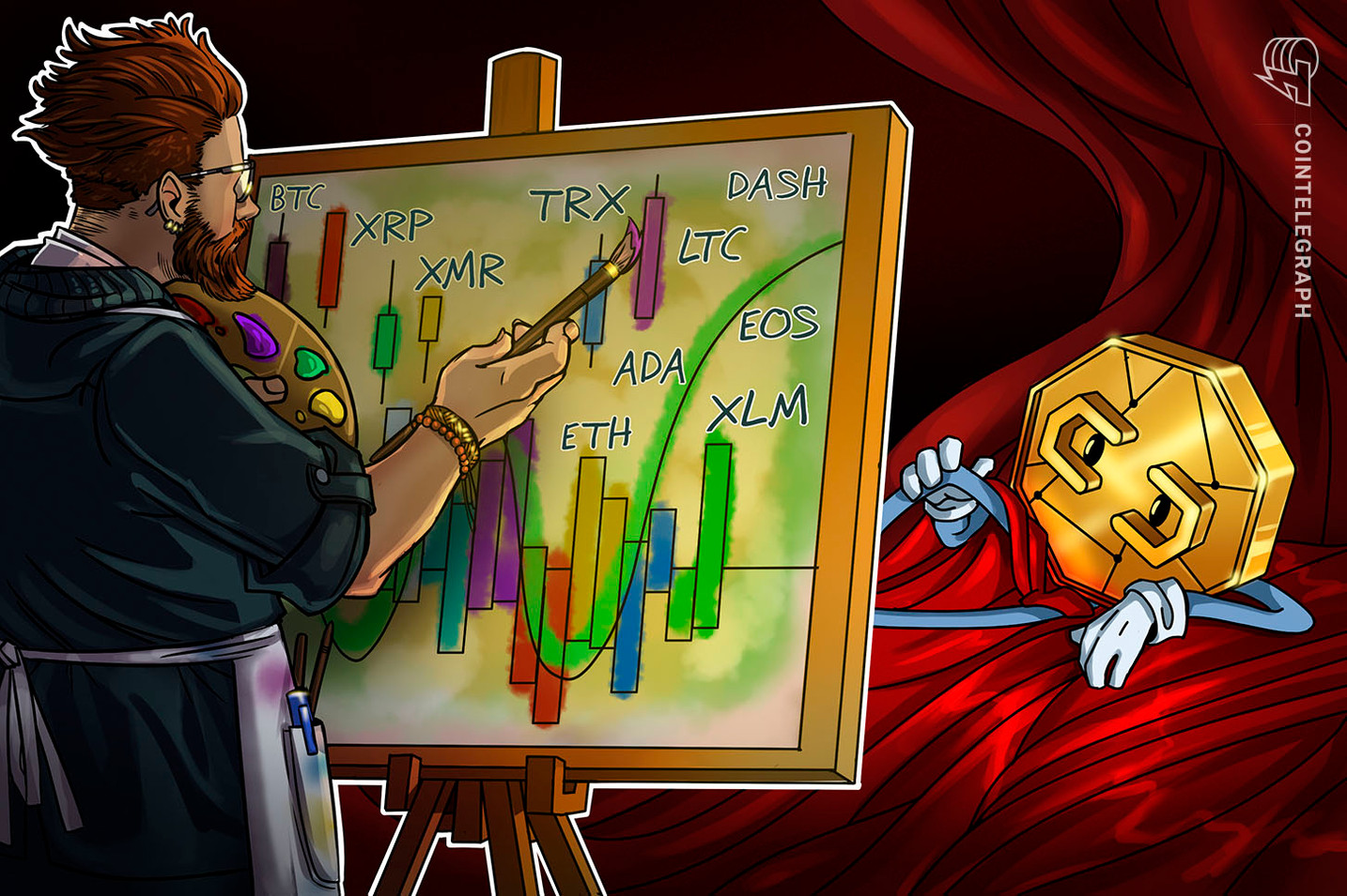Bitcoin, Ripple, Ethereum, Stellar, EOS, Litecoin, Cardano, Monero, TRON, Dash: Price Analysis, Nov. 21