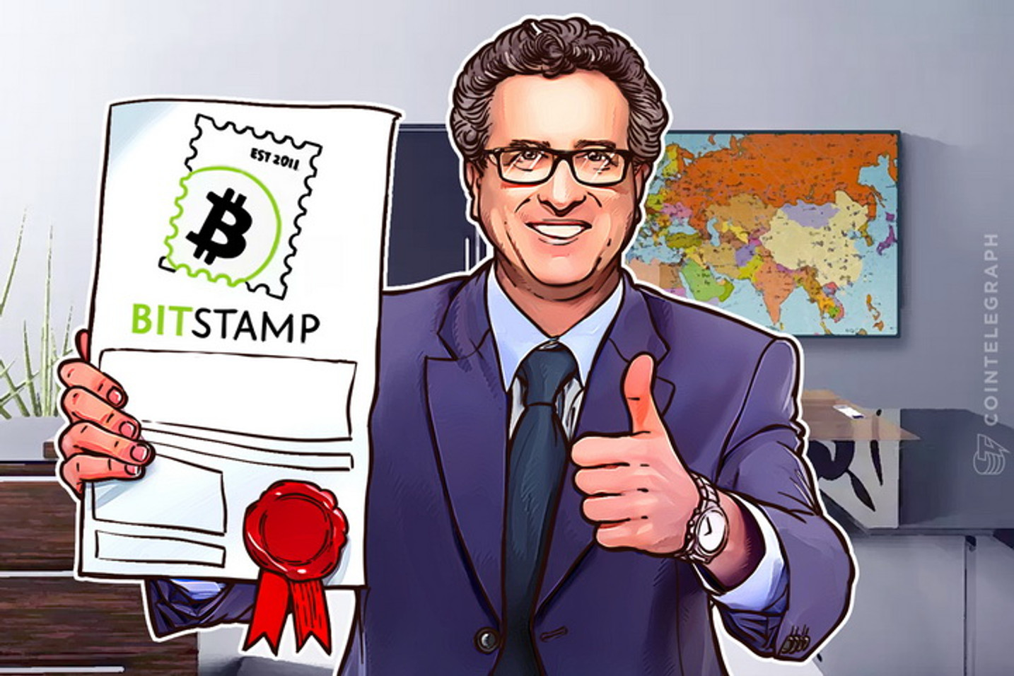 Bitstamp: The First Licensed Bitcoin Exchange of Europe