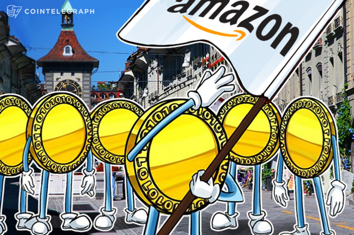 Poll Shows People Want An Amazon Cryptocurrency, Starbucks Hints Of A Blockchain App