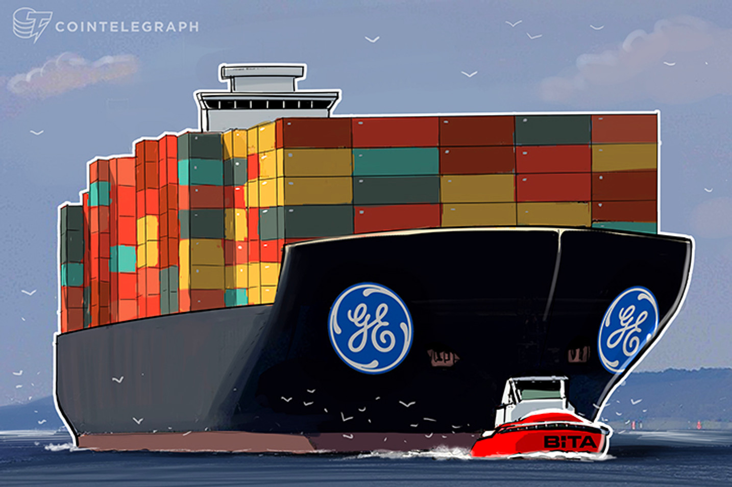 GE Transportation se une a la Global Blockchain Trade Association