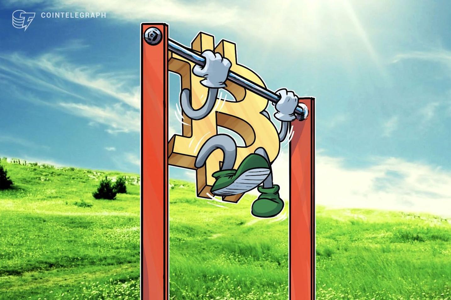 ビットコイン価格、6000ドルのサポートが重要に=カナダの仮想通貨ファンドが分析