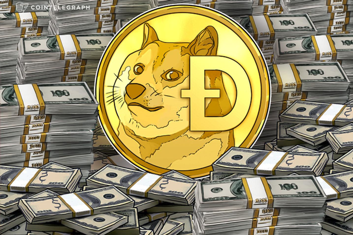 A veces lo absurdo da dinero: ¿Dogecoin es una buena inversión?