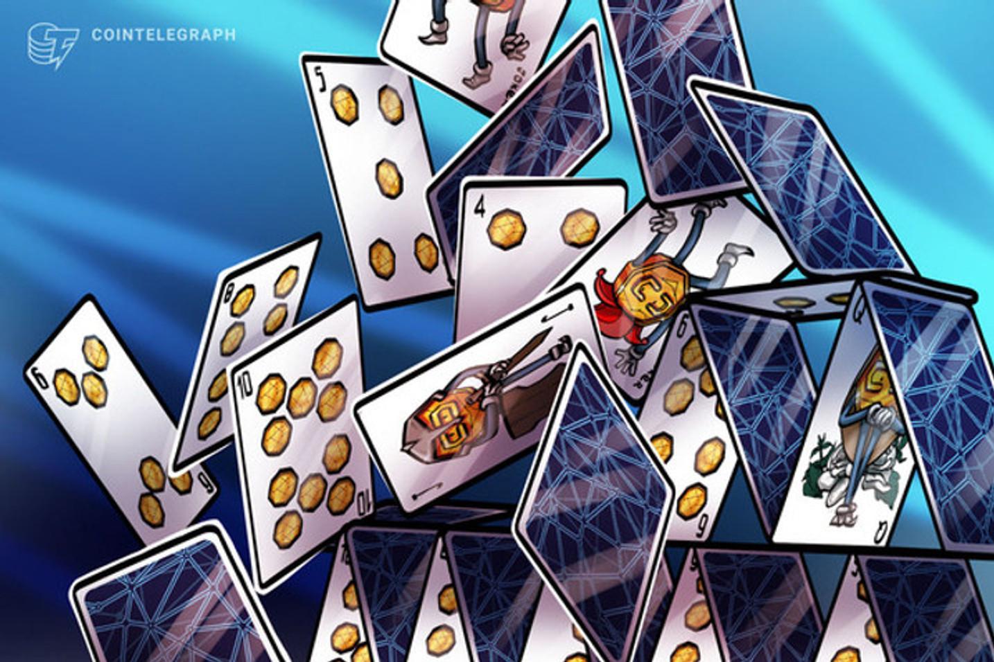 Pirâmides foram crimes financeiros mais praticados no Brasil em 2020, revela CVM