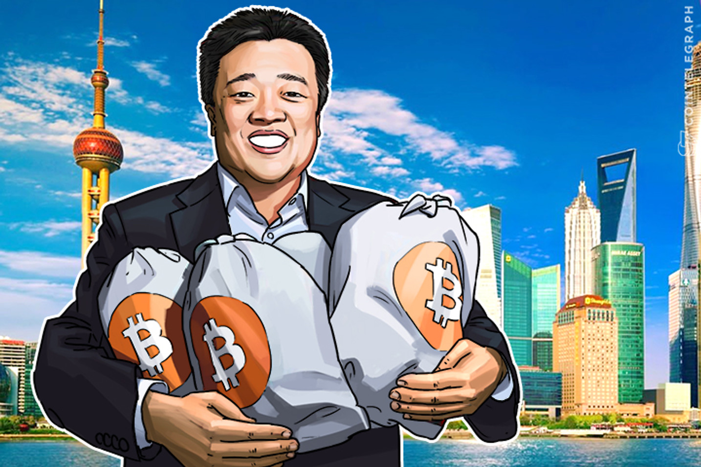 Mobi is Killer App for Bitcoin: Bobby Lee of BTCC
