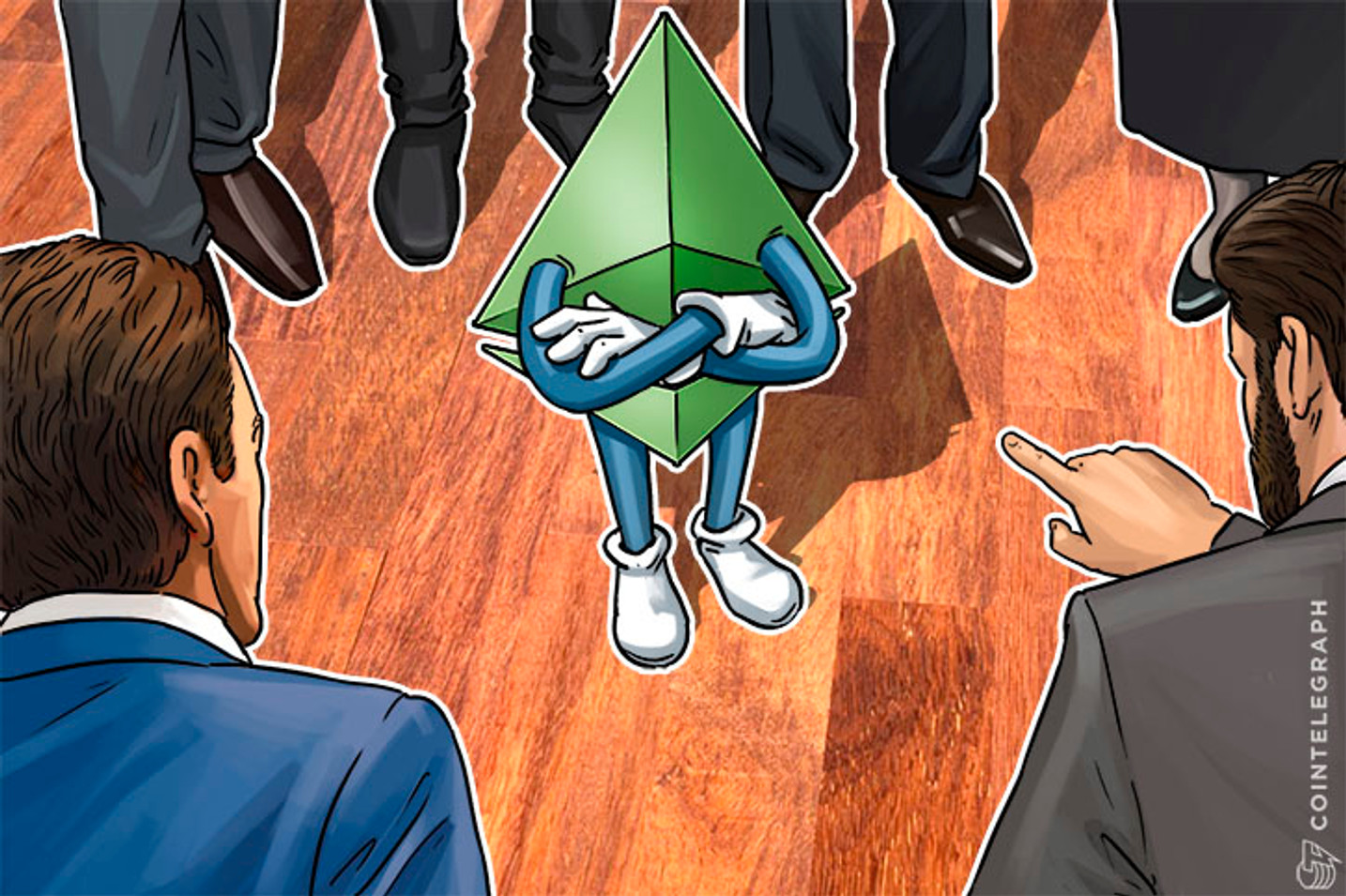 Ethereum Developer Denies Filing Complaint Against Ethereum Classic Trust