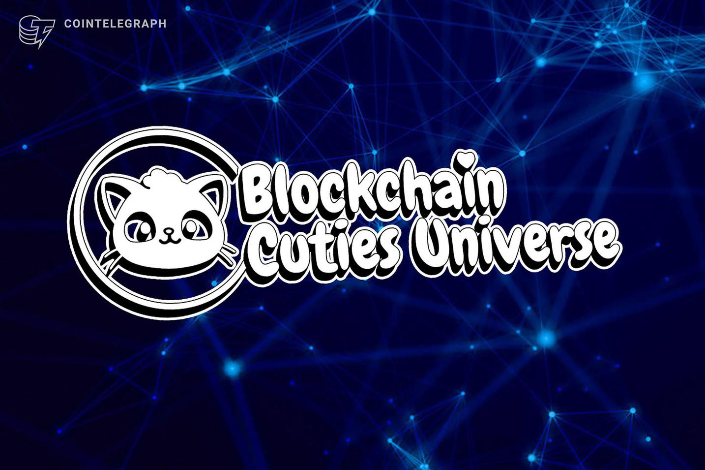 Blockchain Cuties Universe to launch DeFi and NFT tokenomics