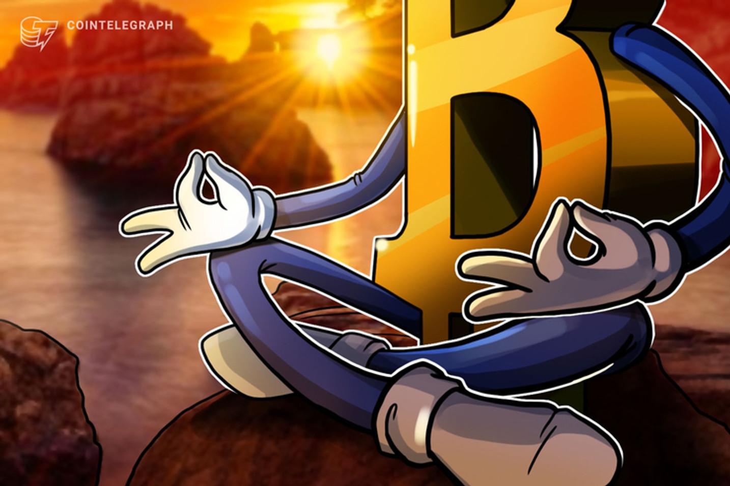 ビットコインは上昇局面の「最初の段階にある」、著名テクニカルアナリストが分析【仮想通貨相場】