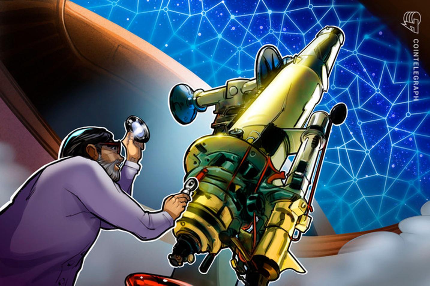Nem Bitcoin, nem ouro, exploração espacial será o investimento de maior retorno revela ex-cientista da Nasa