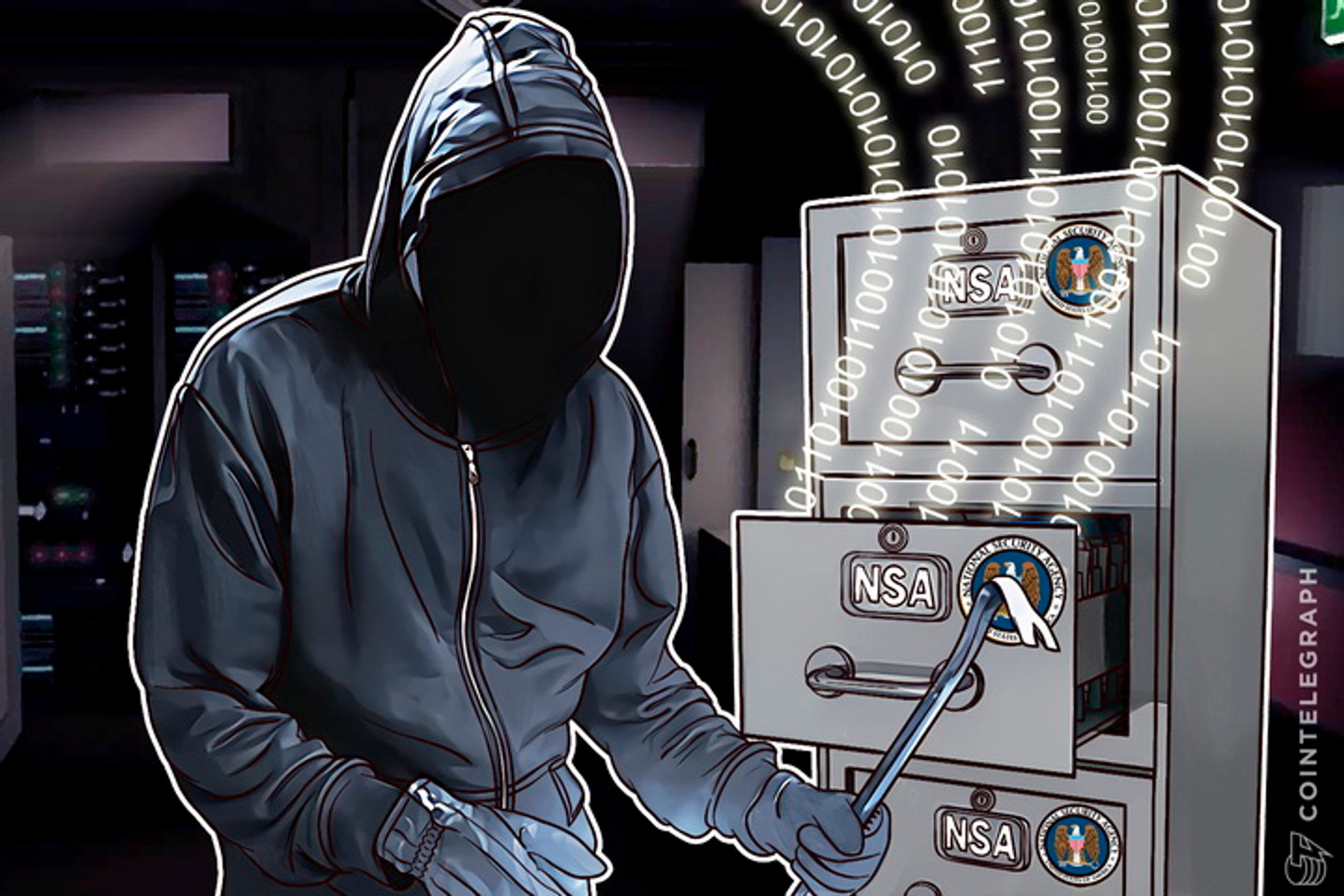 Wikileaks & Snowden-Verified Leaked NSA Data to Auction for 1 Million Bitcoin