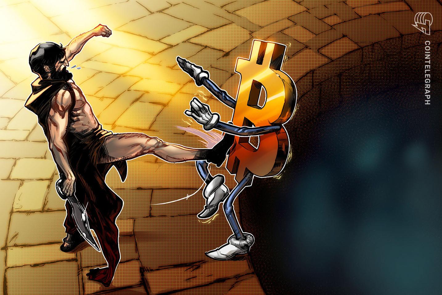 Bitcoin retirado das exchanges atinge novo recorde