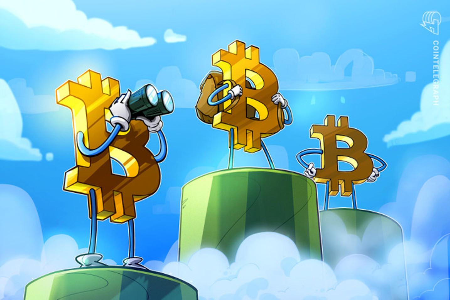 仮想通貨ビットコイン、良好ファンダメンタルズと未だ乖離 「スマートマネー」勢い衰えず