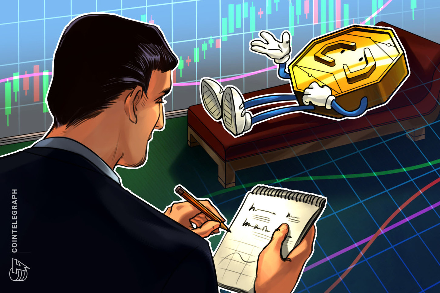 Bitkoin se približio ceni od 5.300 dolara dok američke akcije beleže rast