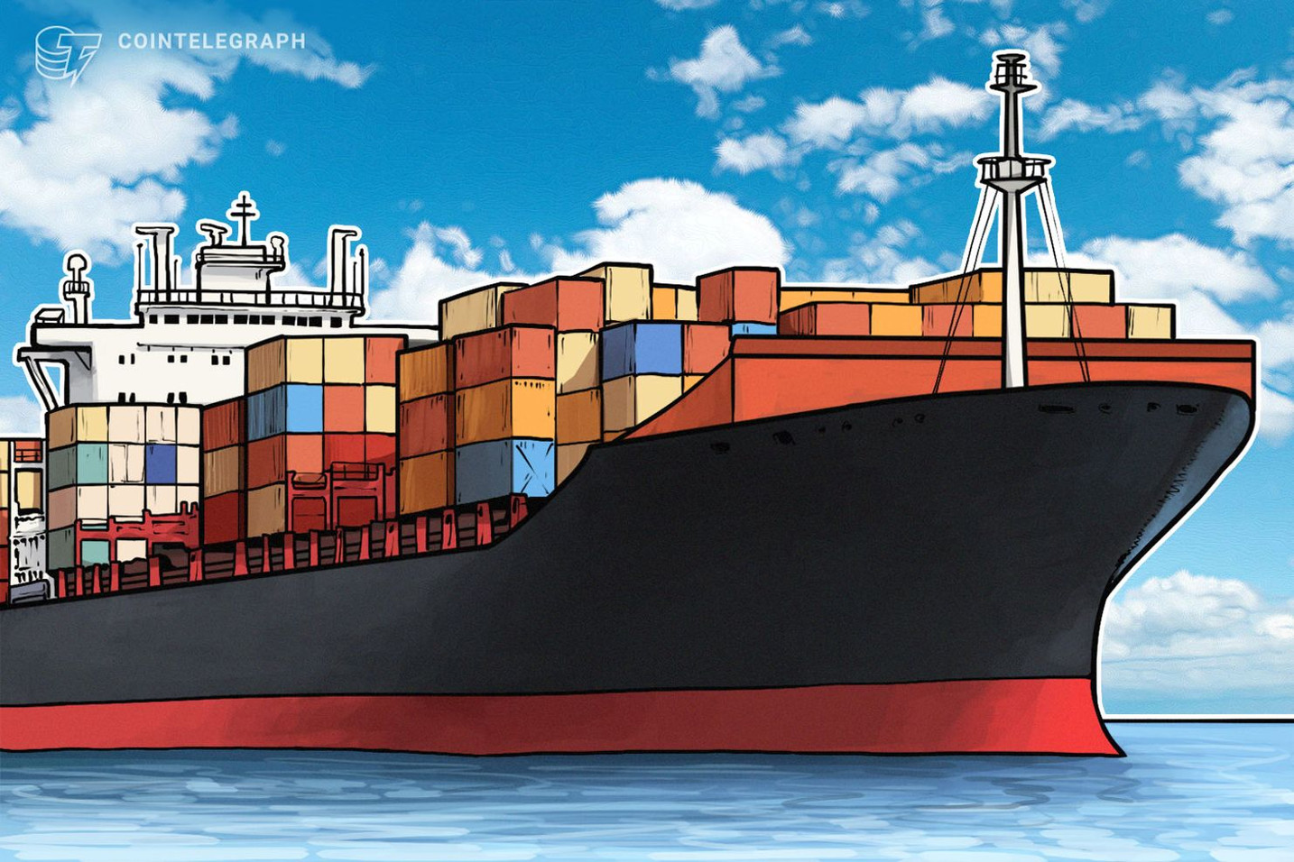 東京海上日動とNTTデータ、にブロックチェーン活用した外航貨物保険の保険金請求の実証実験完了