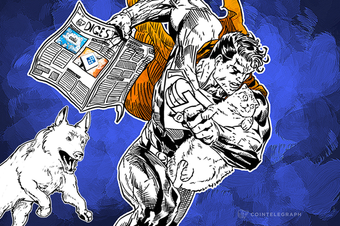 AUG 12 DIGEST: Visa to Start Blockchain Research; LocalBitcoins & BitQuick Join NY Exodus