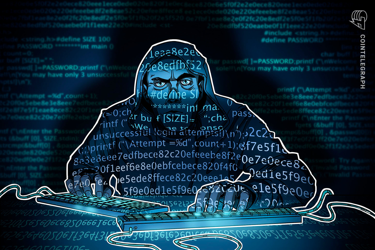 Sınır Kapısını Hackleyip 4 Milyon Dolarlık Bitcoin İstediler