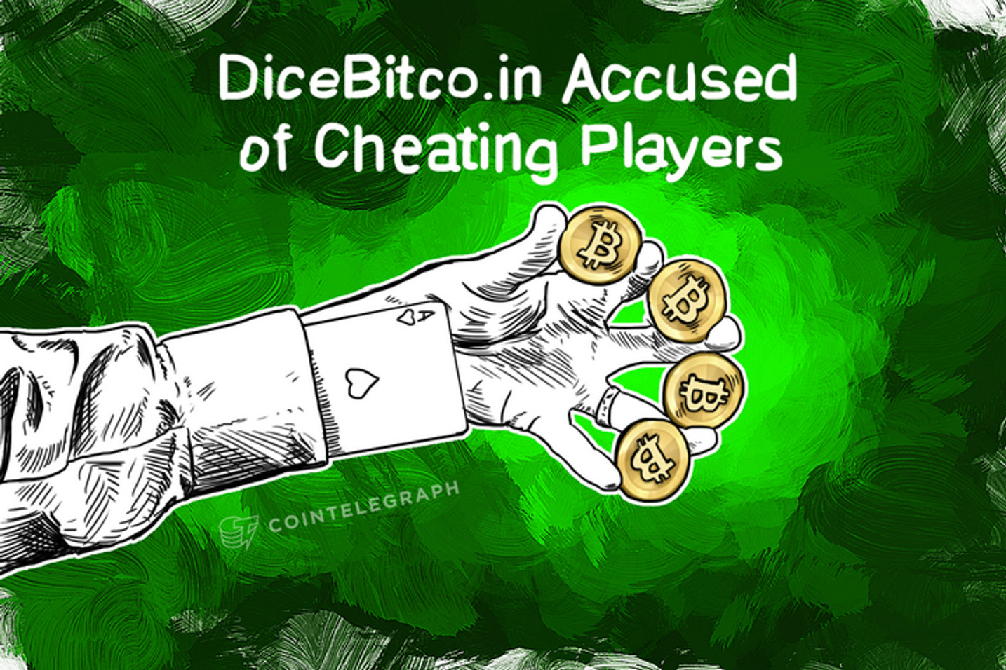 DiceBitco.in Accused of Cheating Players
