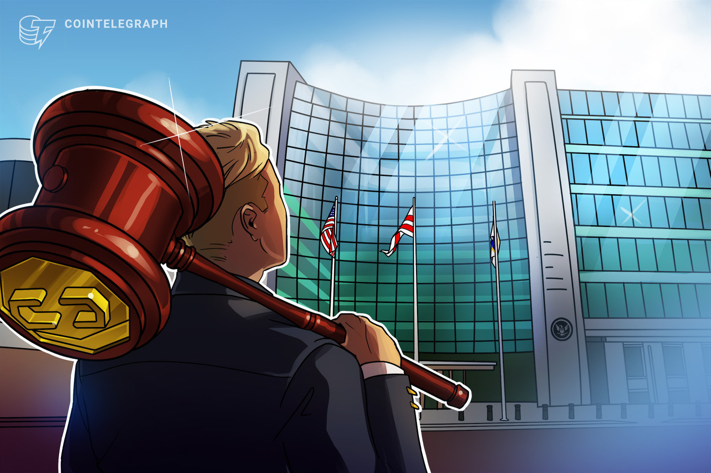 US SEC Imposes $250,000 Penalty, Requires Return of up to $13M for Unregistered ICO