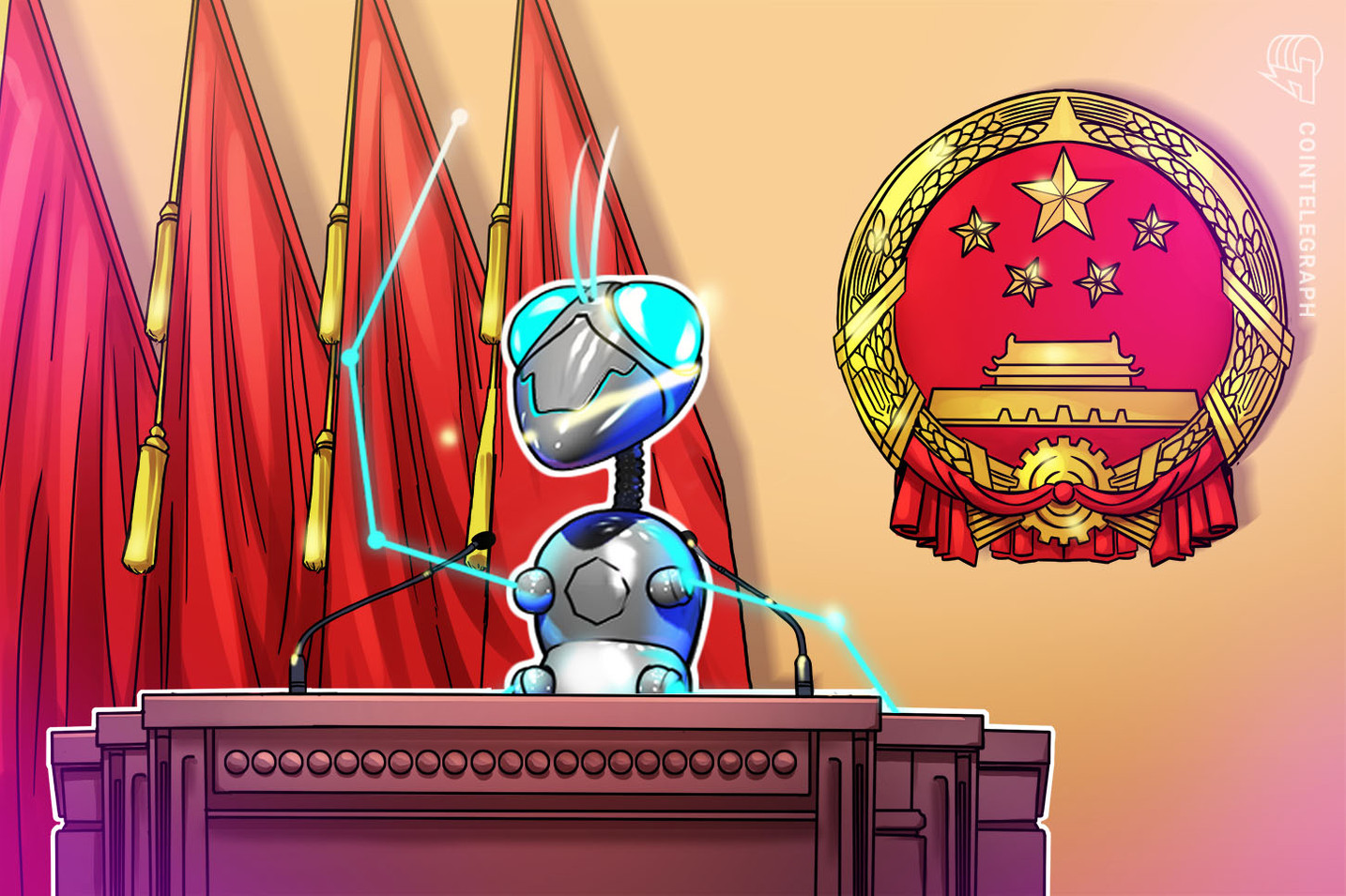 Chinese Gov't Seeks Feedback on Data Security Standards for Blockchain, IT