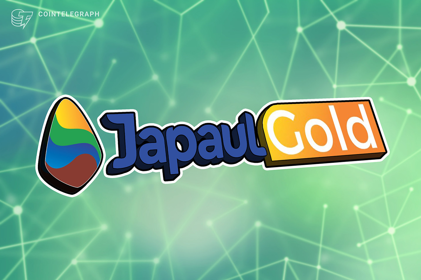 JPGold token: An investment backed by gold security