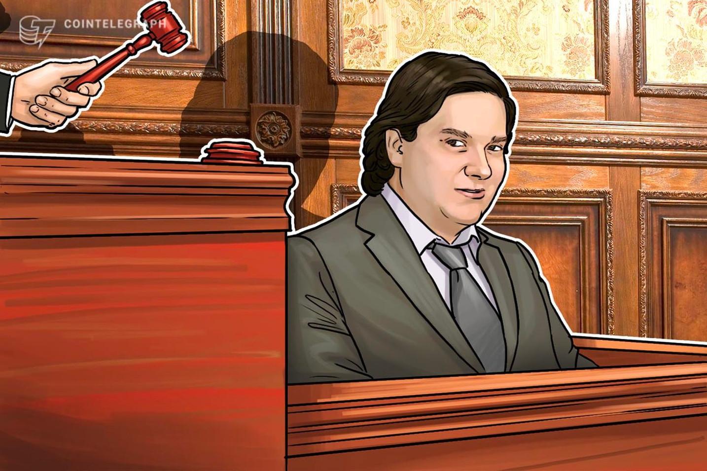 【速報】マウントゴックス事件で元代表マルク・カルプレスが検察側から懲役10年を求刑される