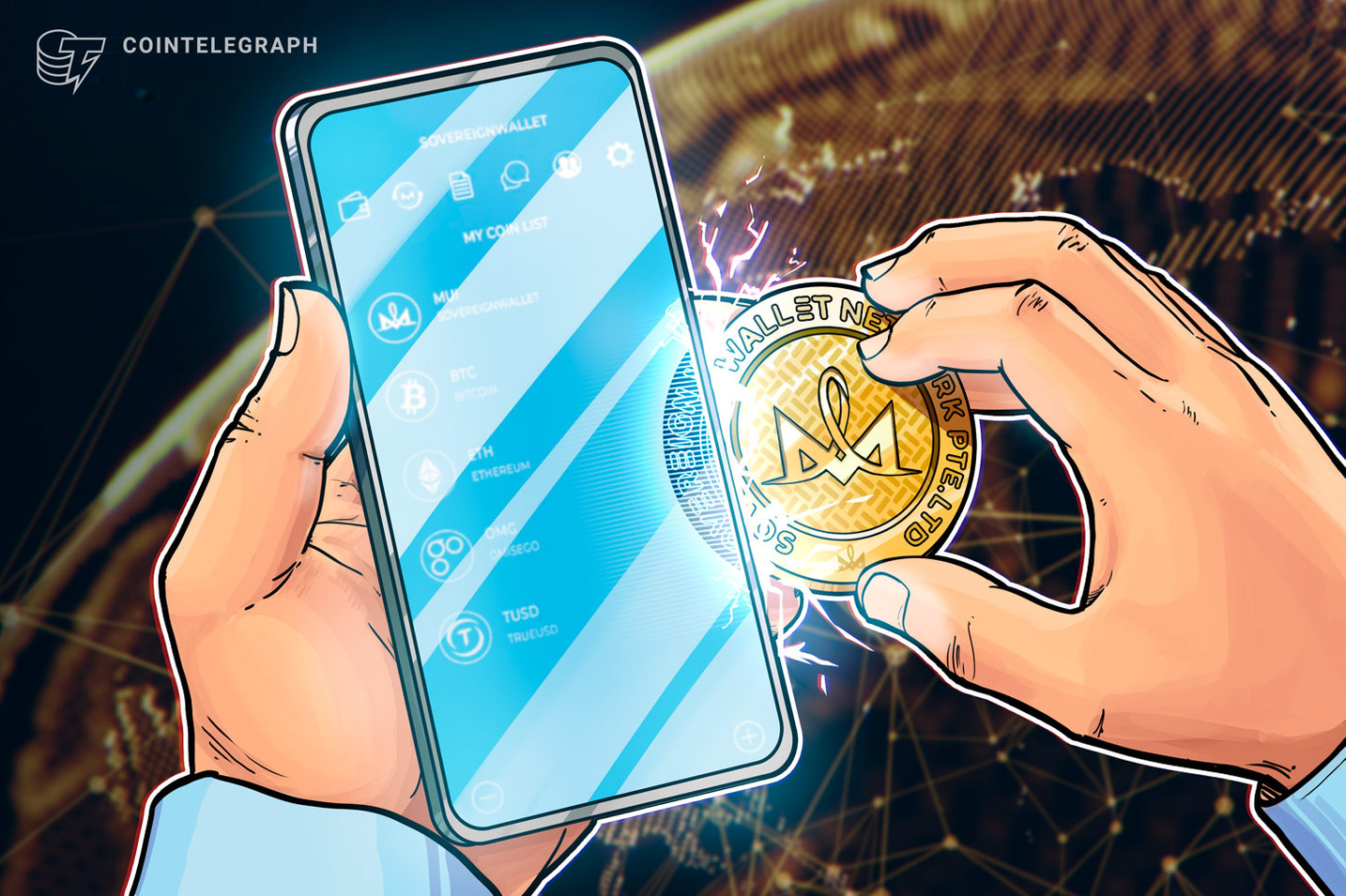 Mobile Decentralized Exchange Says It Prevents Hacking, Cuts Fees and Offers Fixed Rates