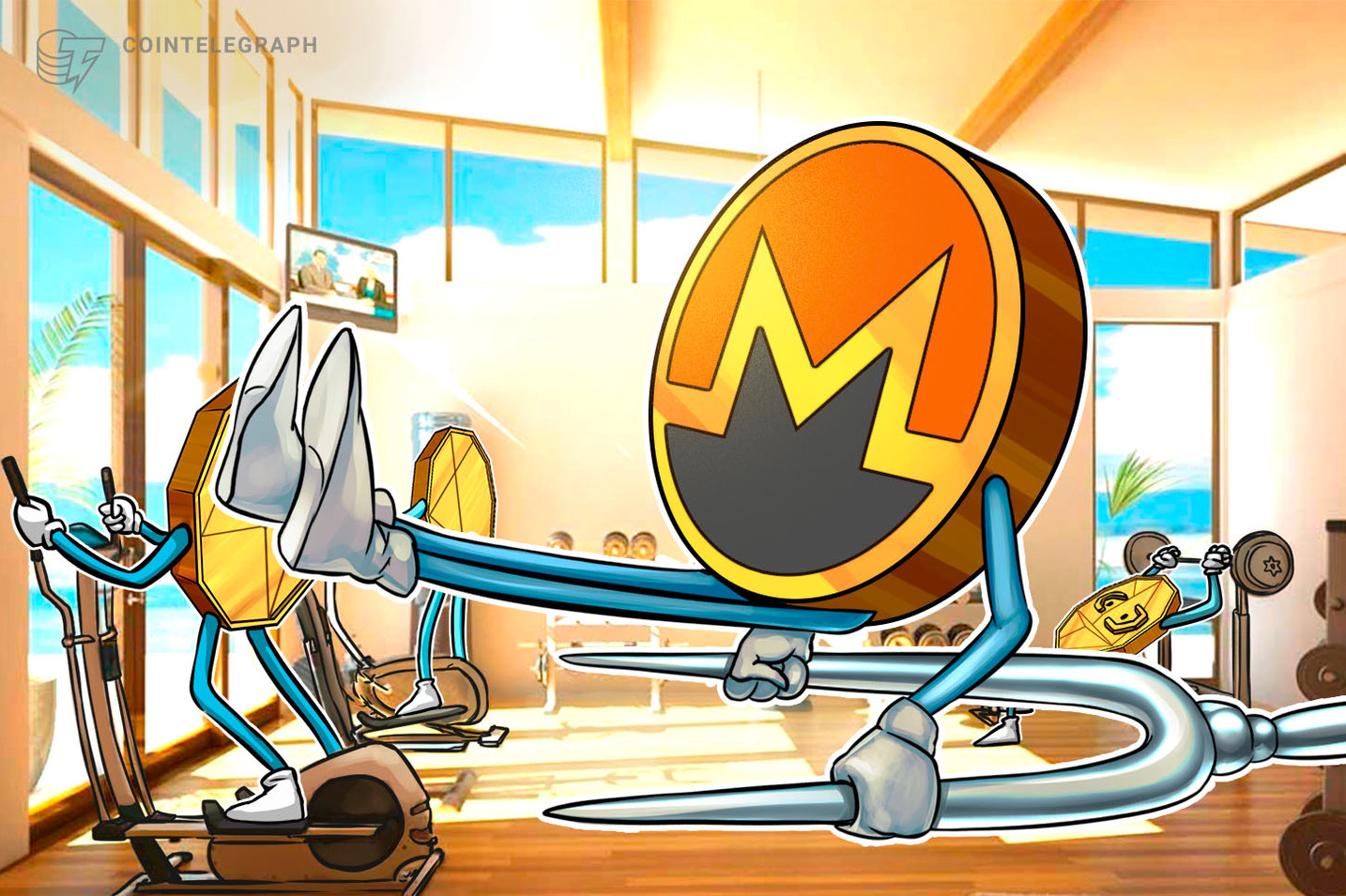 Monero Implements Hard Fork, Including New ASIC-Resistant Mining Algorithm