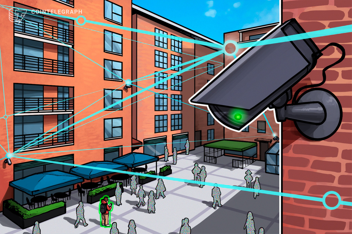「ディープフェイク」対策でブロックチェーン技術活用 警察官のボディカメラの動画真正性を証明