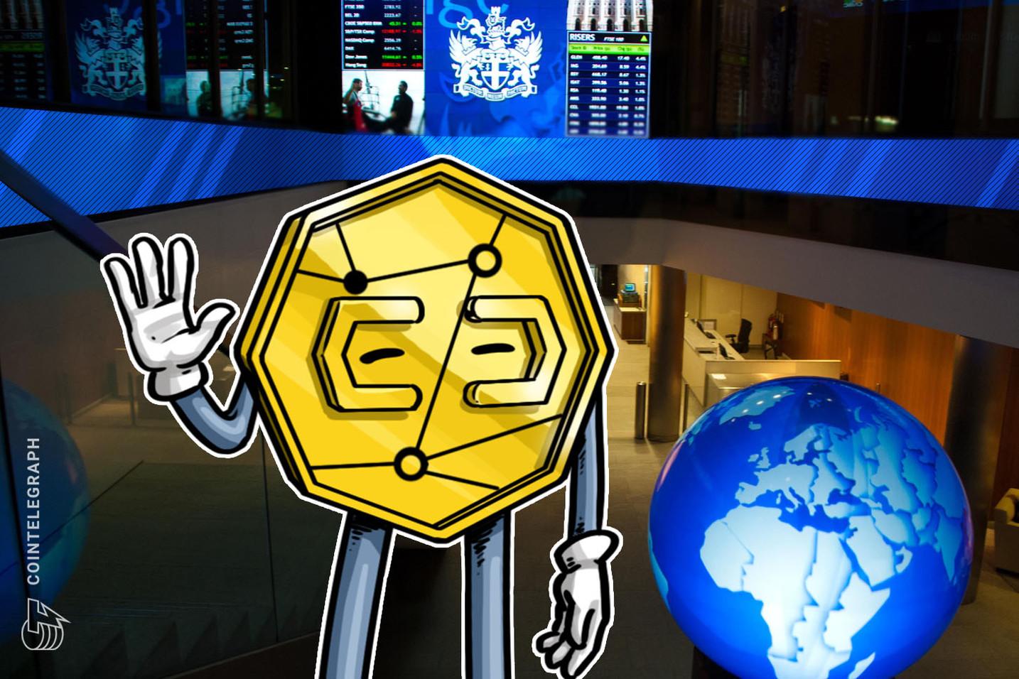 London Stock Exchange Leads $20 Million Investment in Finance Tokenization Startup
