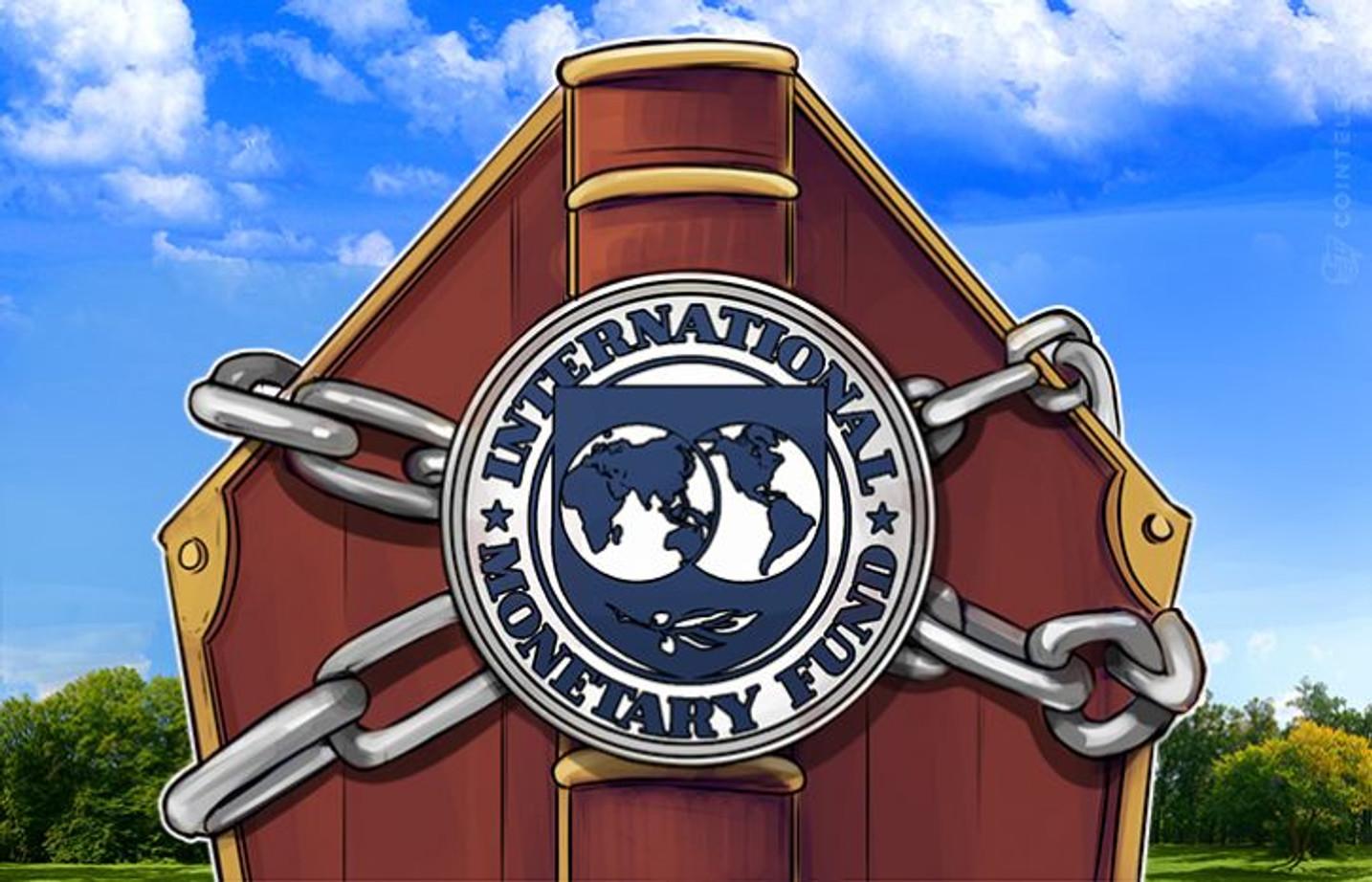 Christine Lagarde convencida de que el FMI podría jugar de pívot regulando criptomonedas