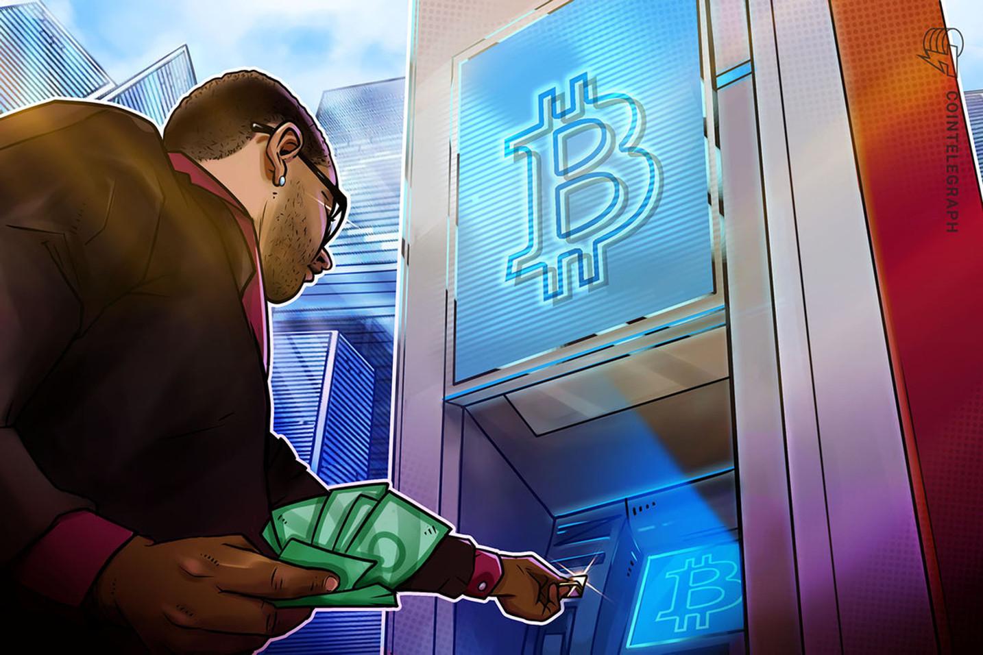 Bitbase instala más cajeros de criptomonedas en España y apunta a expandirse por otros países europeos