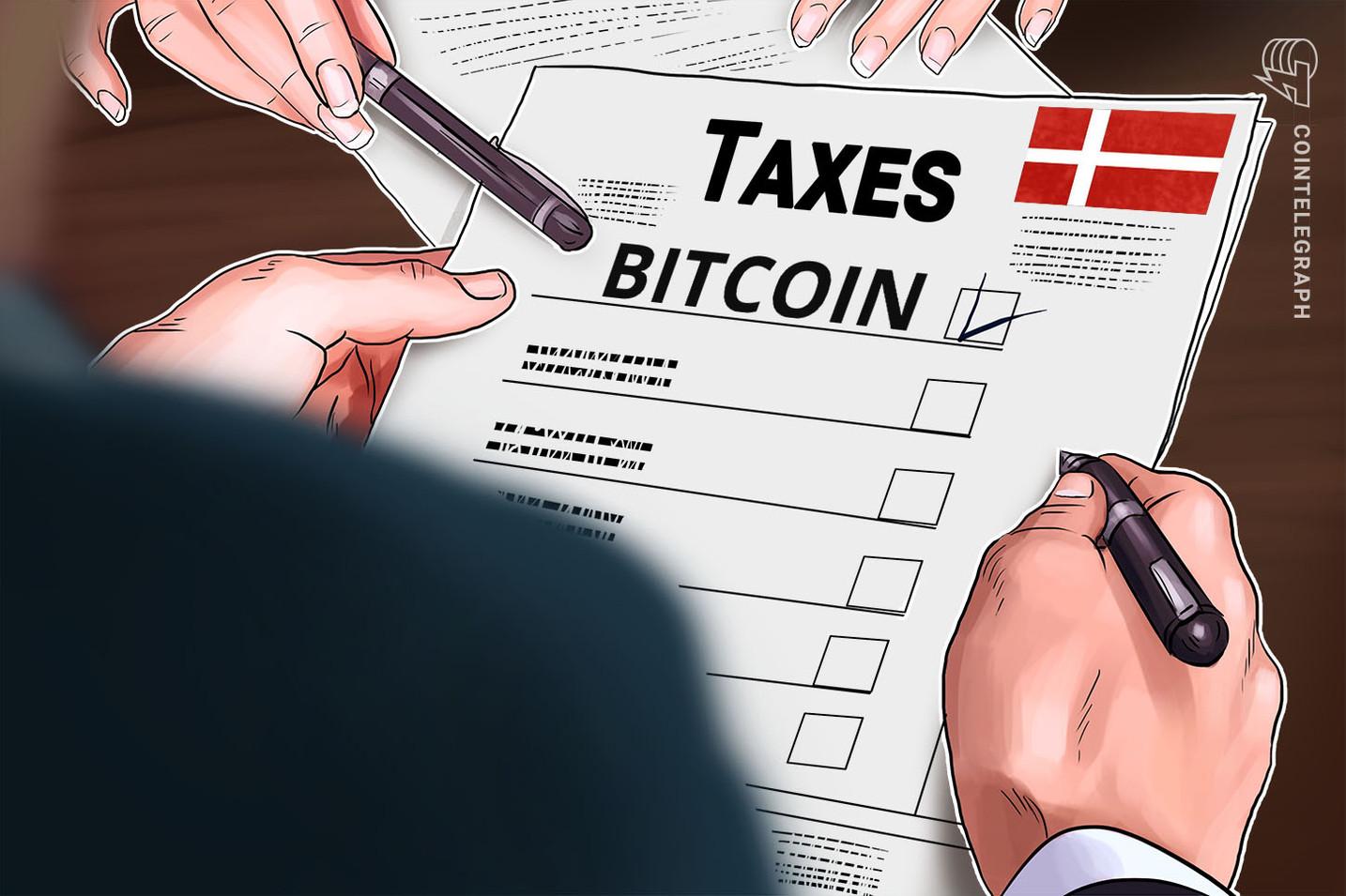 Dinamarca apunta a 2700 comerciantes de Bitcoin para pago de impuestos luego de aviso de Finlandia