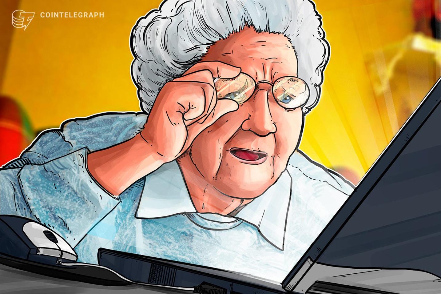 高齢世代の仮想通貨ビットコイン投資が加速 新型コロナ後に顕著=英レポート