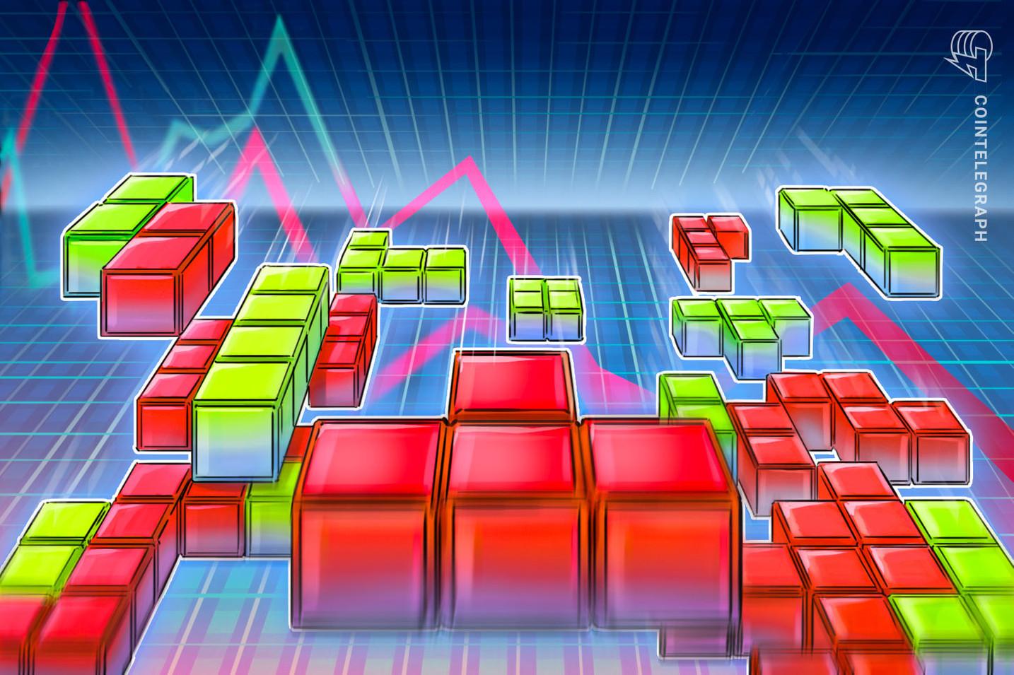 Criptomercados tienen señales mixtas, Ethereum supera a Ripple por capitalización de mercado