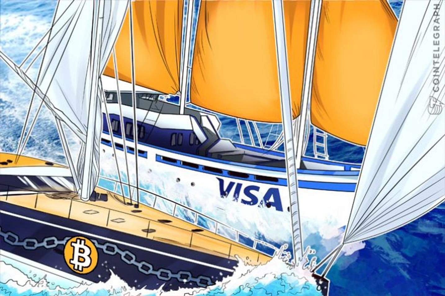 El precio de Bitcoin supera el nivel de mercado de $ 18,000, ahora es más alto que el de Visa