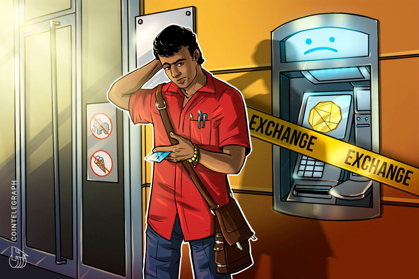 Indian Crypto Exchange Coinome Halts Services Citing Regulatory Pressure