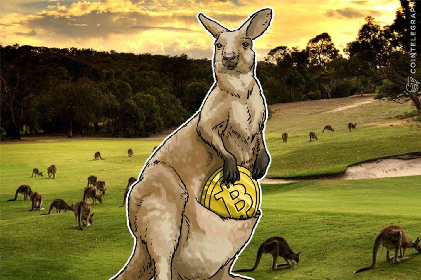Australia se dirige hacia la legalización del Bitcoin