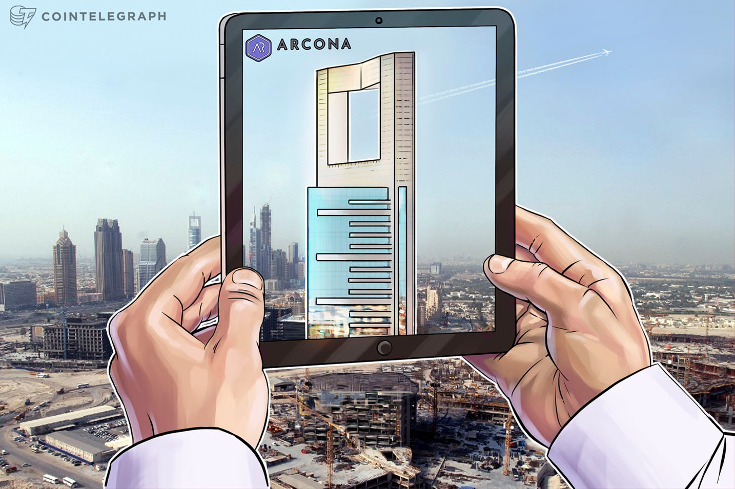 World's Capital Cities To Gain Augmented Reality Layer Through 'Digital Land'