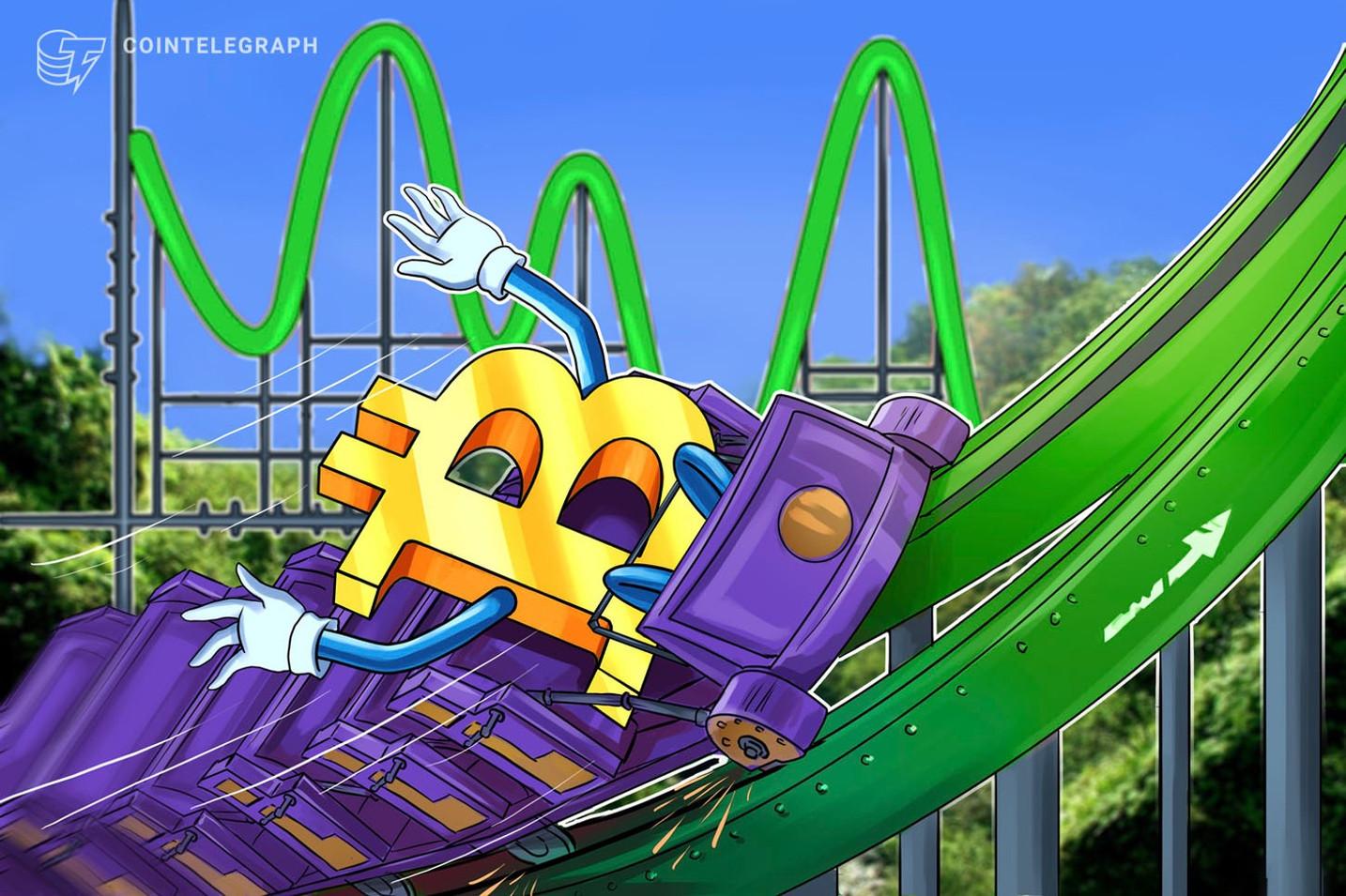 仮想通貨ビットコインはあす難易度調整|高水準保ち、強気相場へのきっかけか【仮想通貨相場】