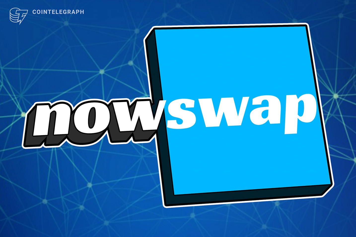 Nowswap launches the industry's first DEX tailored for smaller trades