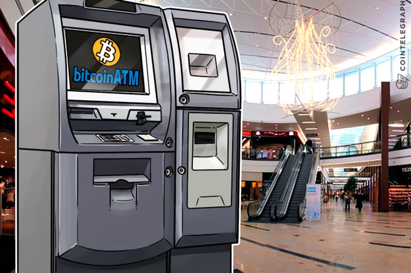 Gran fabricante de cajeros automáticos integra a Bitcoin, exposición a millones de usuarios