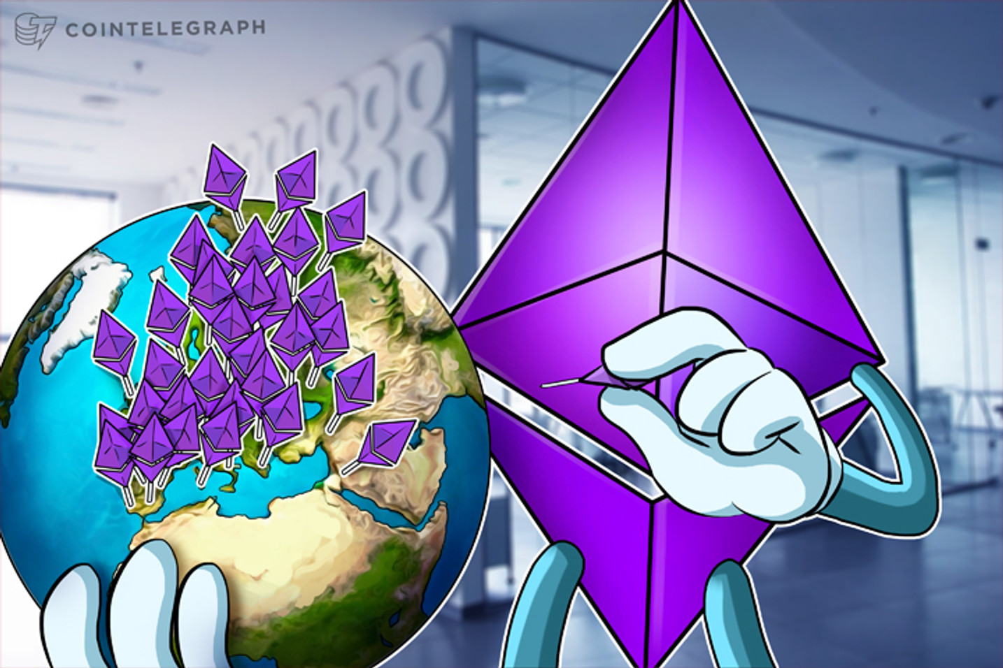 Why New Decentralized Internet Can Be Formed With Ethereum