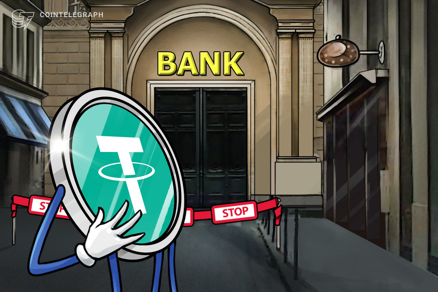 Metropolitan Commercial Bank Shuts Down Tether's Accounts