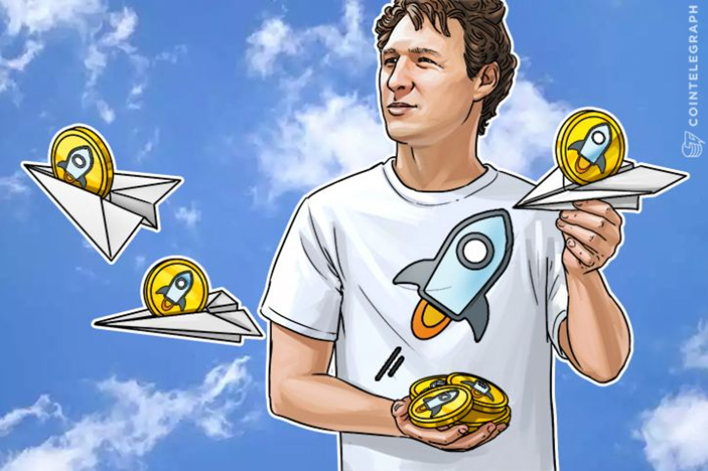 Bitcoin Holders Can Claim Free 16 Bln Stellar Lumen Tokens
