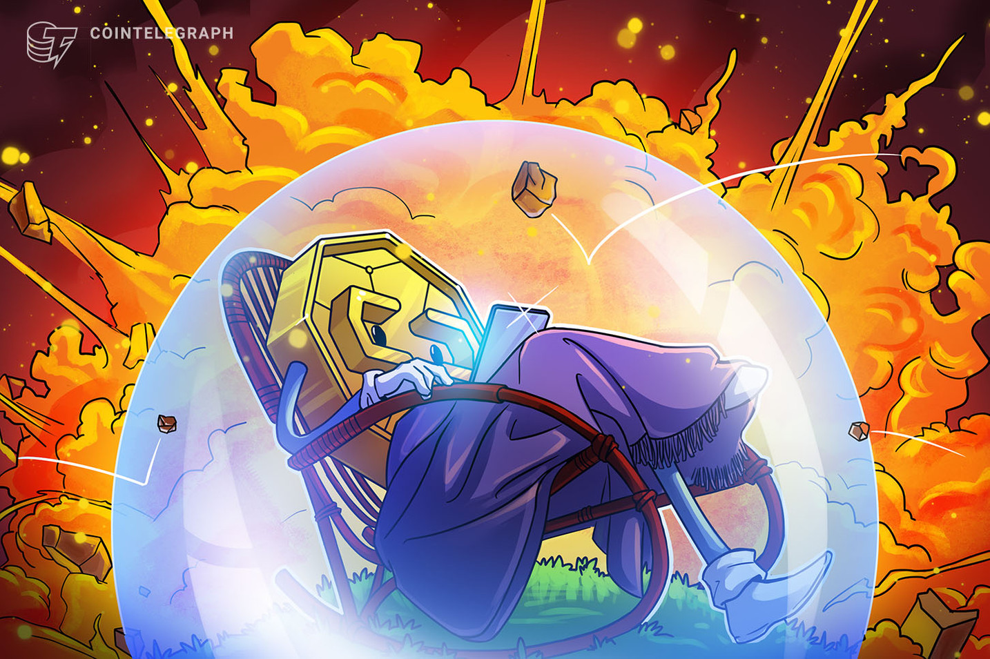 Crypto Insurance Market to Grow, Lloyd's of London and Aon to Lead